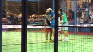 Diaz y Gutierrez en el WPT Argentina