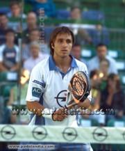 Fernando Belasteguin, actualmente el mejor jugador del mundo en paddle