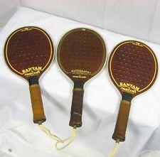 Paletas de Platform tennis