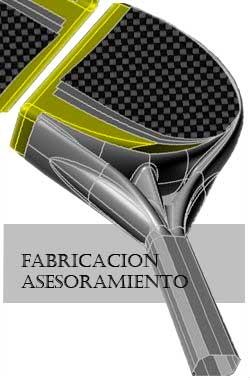 Curso fabricación palas de padel