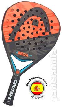 Paleta de padel HEAD Graphene XT Delta Pro
