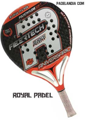 Paletas Royal - Modelo: Cross Pro Carbono K12 padel