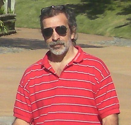 Carlos Daniel Perez, inventor paleta de padel de goma - foto actualizada